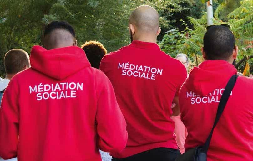Article sur Action Jeunes paru dans le bulletin municipal de Meudon
