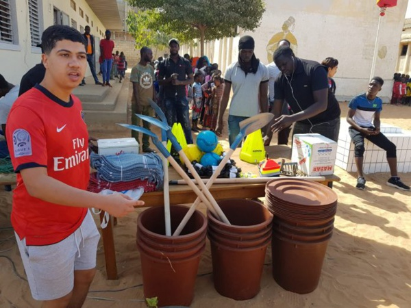 Meudon : projet éducatif et solidaire à Dakar en janvier 2019